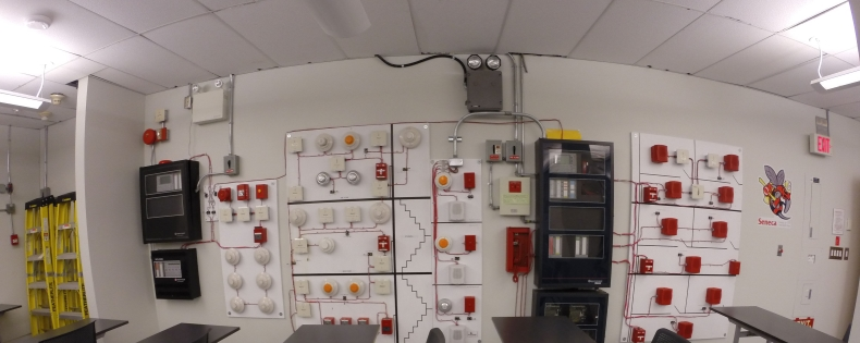 Fire Alarm Systems Lab Experience
